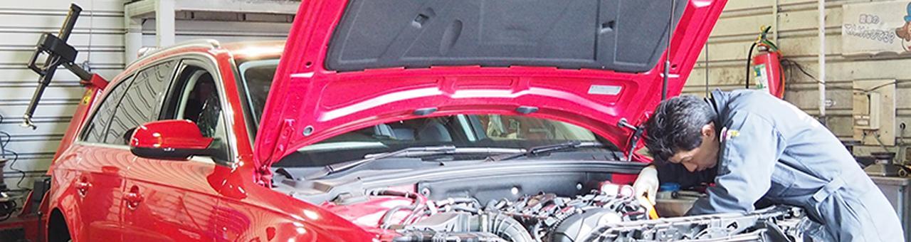 【姫路駅前】40代・50代歓迎! ブランクOK! 車の知識を活かせる 自動車整備士