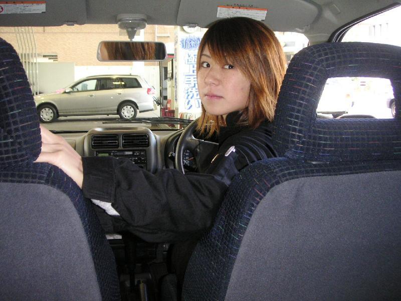 レンタカーを利用するお客様へのご案内が主なお仕事です!